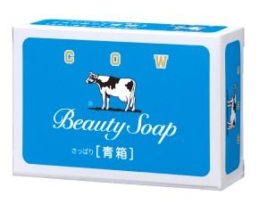 牛乳石鹸 青箱